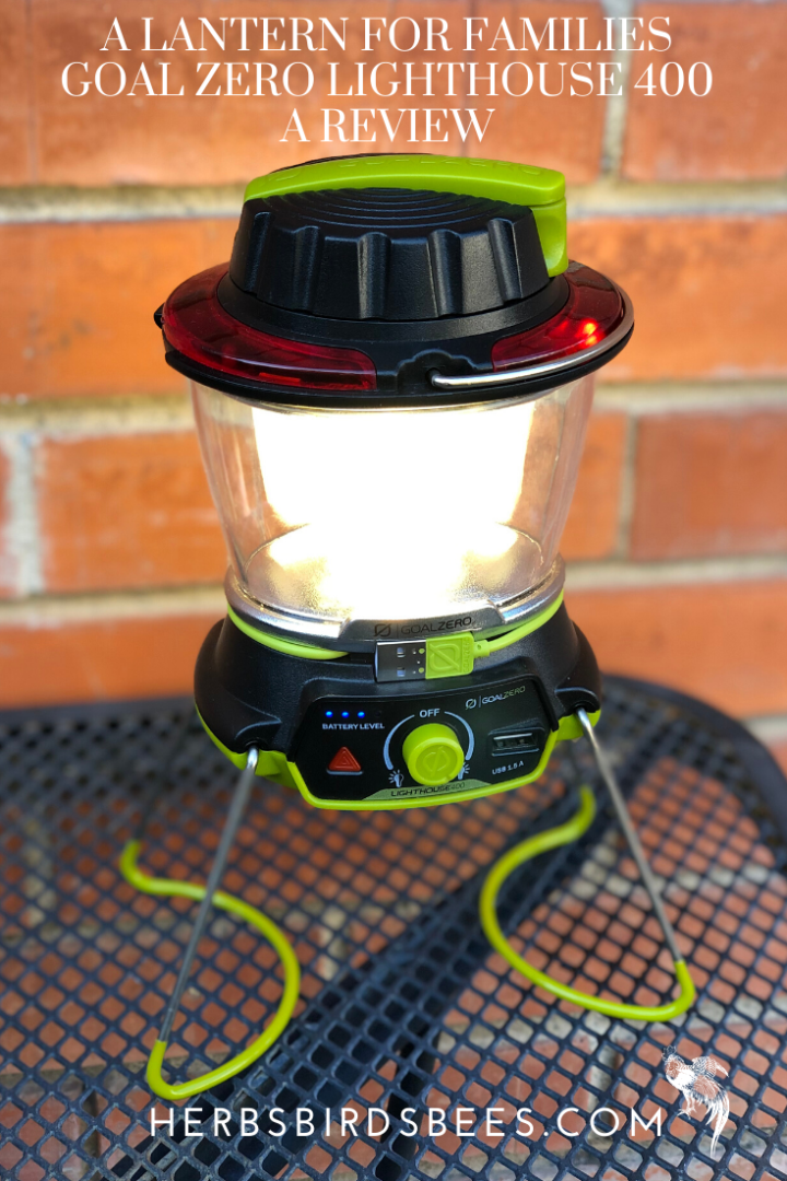 A Lantern For Families – Goal Zero Lighthouse 400 – A Review