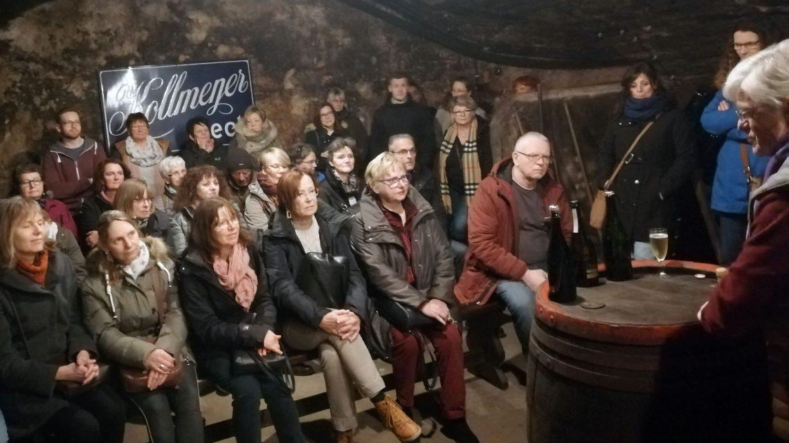 Informationen im Keller von Dupres