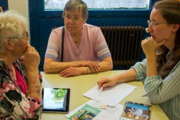 Leistungen für die Betreuung von Menschen durch ehrenamtliche Alltagshilfen