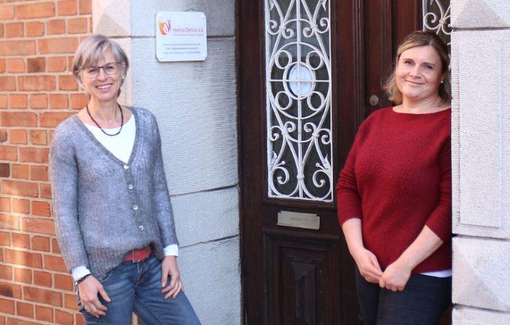 Koordinatorinnen Elke und Kathrin für Neustadt am Rübenberge