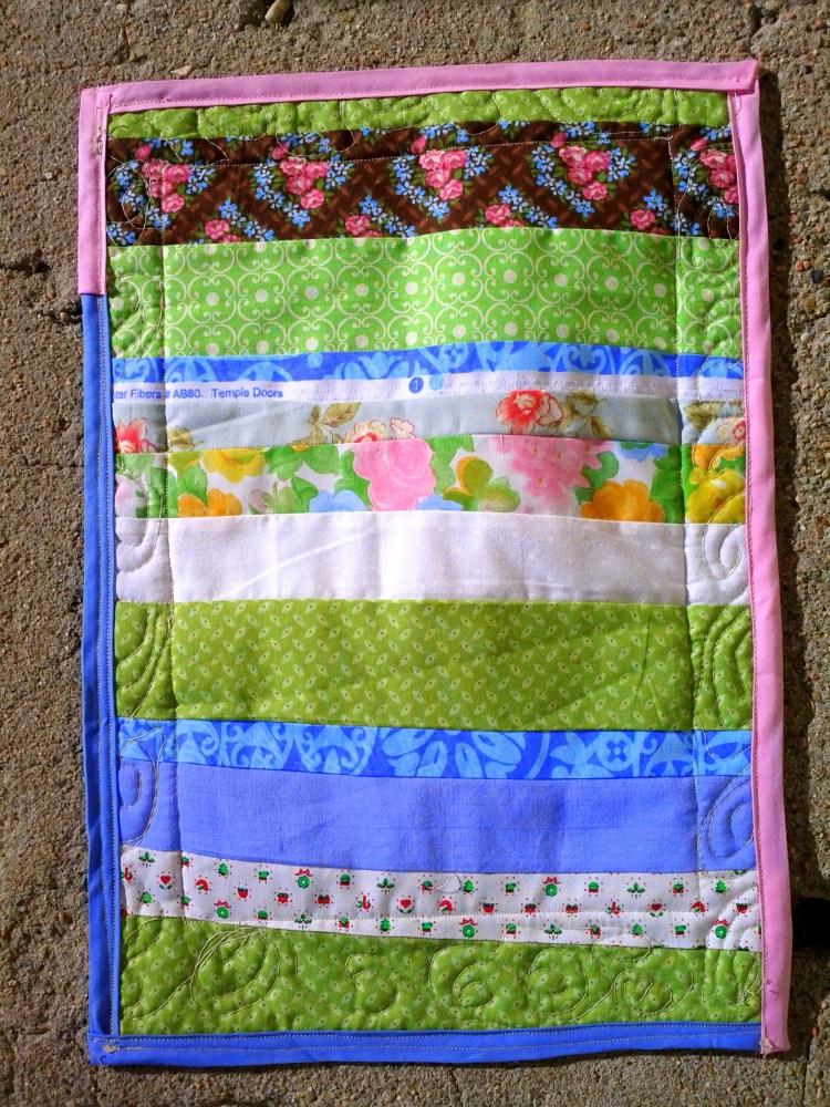 Mini quilts.  (3/6)
