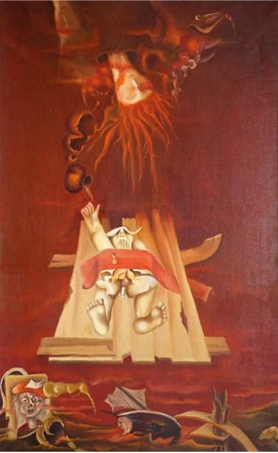 Anđelko Arnautović, Splav