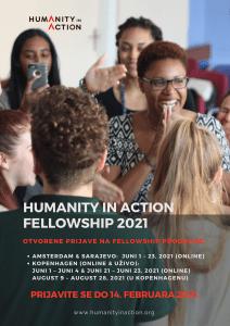 Humanity in Action BiH otvara poziv za prijave studenata/tica na sudjelovanje na virtualnom ljetnom programu o ljudskim pravima