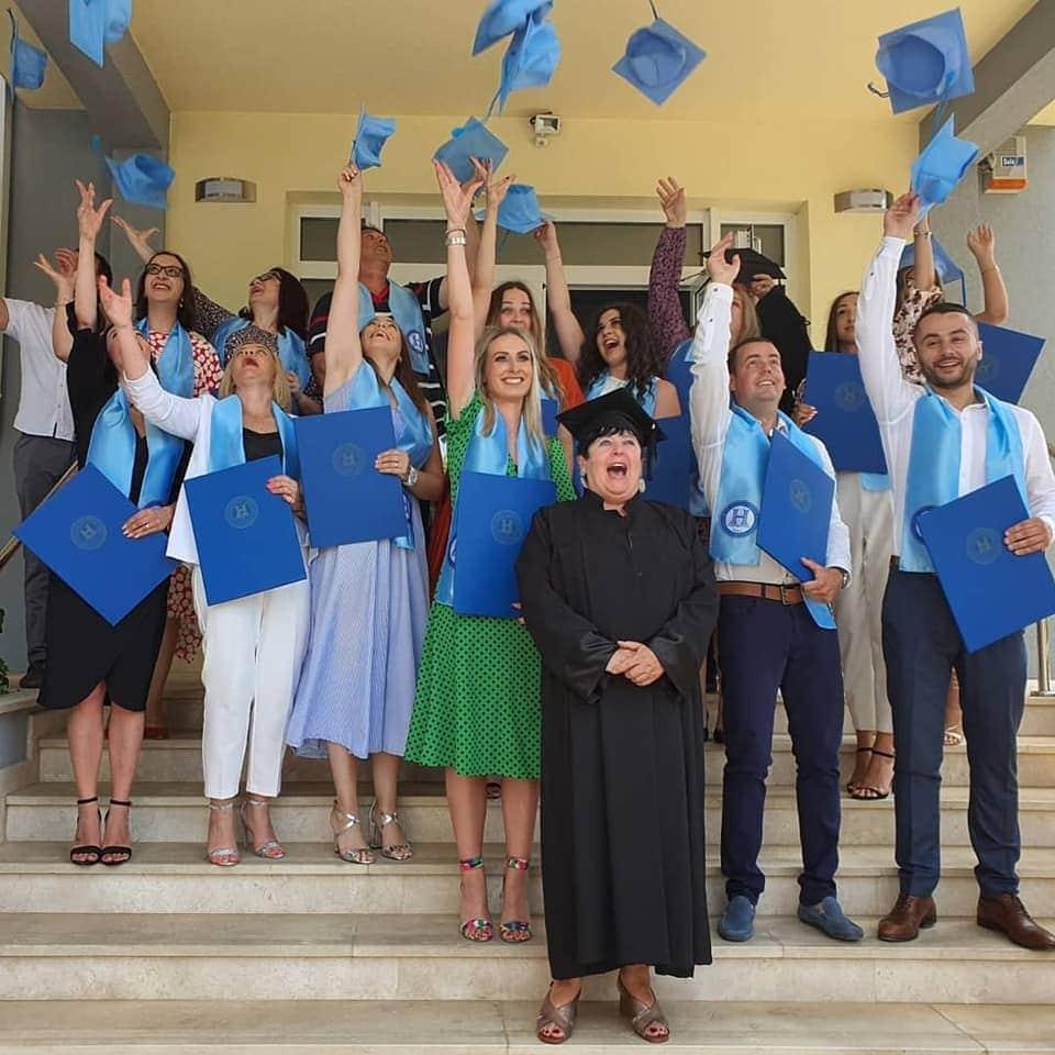 Na Fakultetu društvenih znanosti dr. Milenka Brkića održana 18. svečana promocija studenata