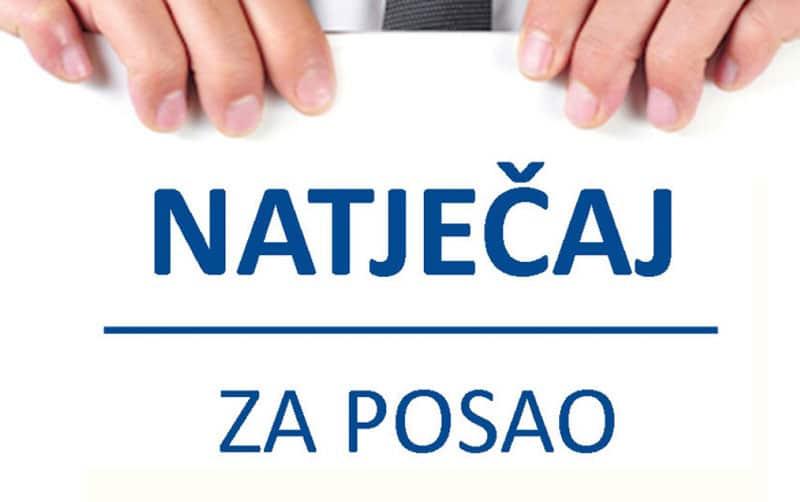 Sveučilište Hercegovina raspisuje natječaj za prijem u radni odnos