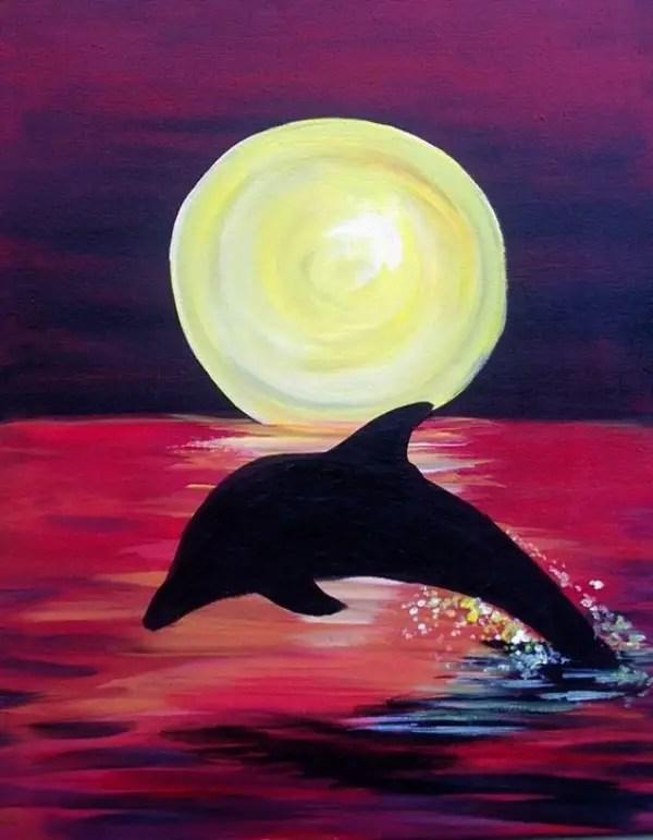 Canvas Beginner Easy Painting Ideas Novocom Top