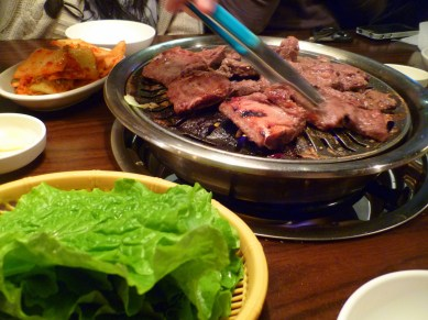 Korean BBQ!! yummm...