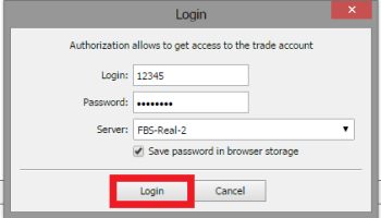 I get 'Invalid account' error on MT4/MT5  What is this