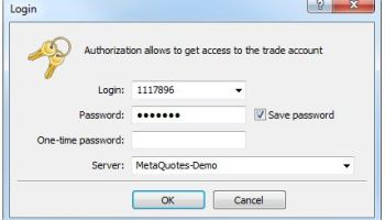 How can I login to MT5 (MetaTrader5) account with Facebook