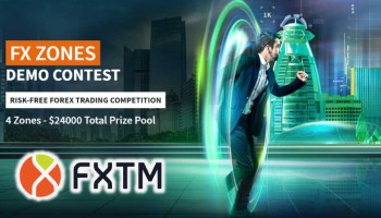 InstaForex's Great Race Contest to win from Cash Prize pool