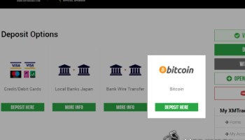 How To Make A Bitcoin Deposit To Mt4 Accounts Faq Fxprimus