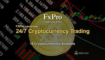 bitcoin di trading fxpro)