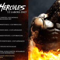Hercules Meal Plan