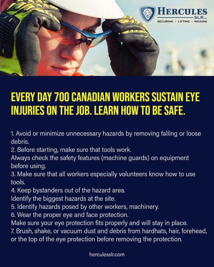 why wear safety glasses? tips to protect your eyes