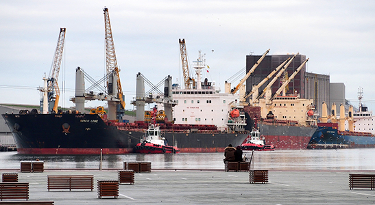 Coal-BelfastHarbour