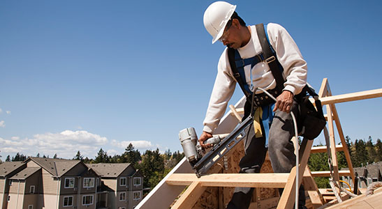 Construction-Roof-Worker