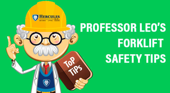 Forklift tips