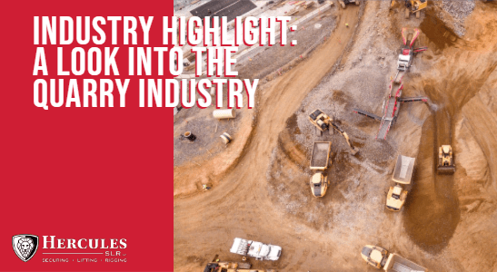 a look into the quarry industry