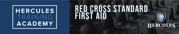 red cross standard first aid training course canada hercules training academy