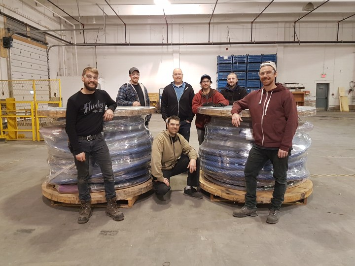hercules central distribution warehouse staff