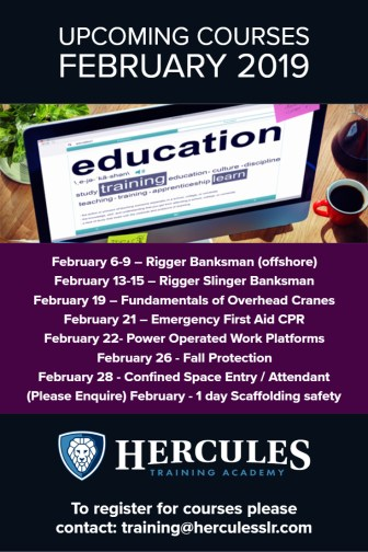 Training Courses February (2)