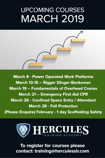 Training Courses March (1)
