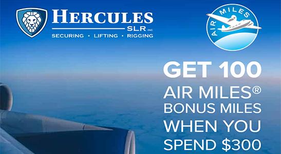 air miles bonus miles