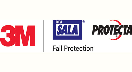 3m dbi-sala and exofit logo