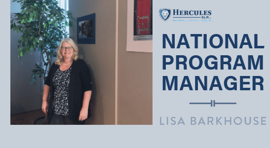 hercules slr program manager