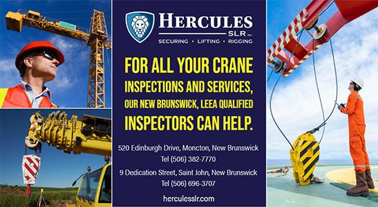 crane service in new brunswick