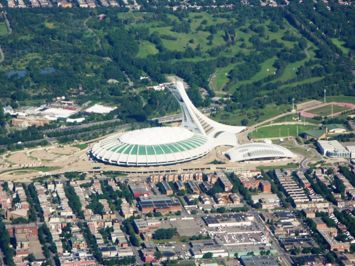 rigger, olympic stadium ropes, hercules slr