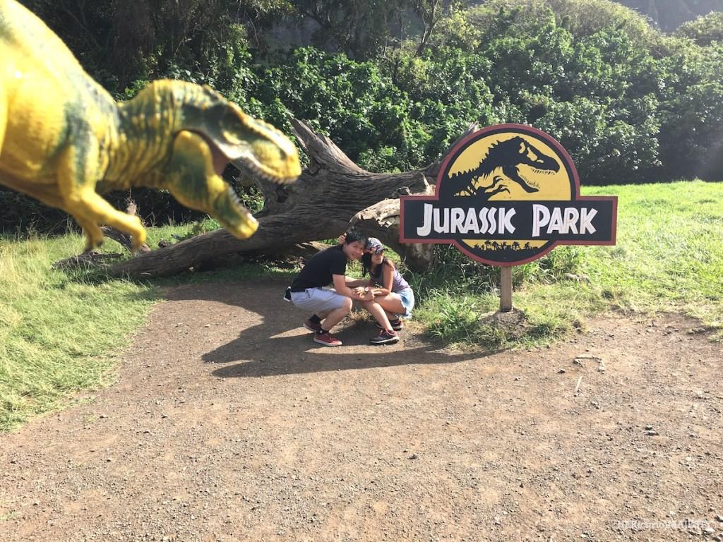 【Hawaii Travel】 Kualoa Ranch - Honey, we are in Jurassic Park!
