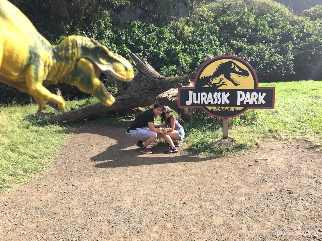 【Hawaii Travel】 Kualoa Ranch - Honey, we are in Jurassic Park!