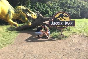 【Hawaii Travel】 Kualoa Ranch – Honey, we are in Jurassic Park!