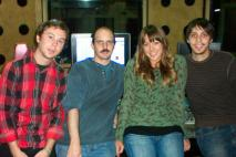 Colbie Caillat in Studio A