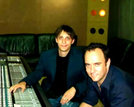 In The Studio with Dave Matthews