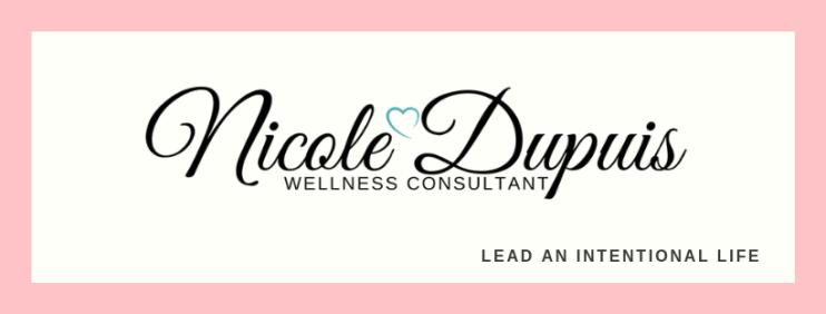 Nicole Dupuis - wellness consultant