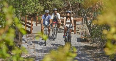 Algarve aderiu ao projecto 'Atlantic On Bike'