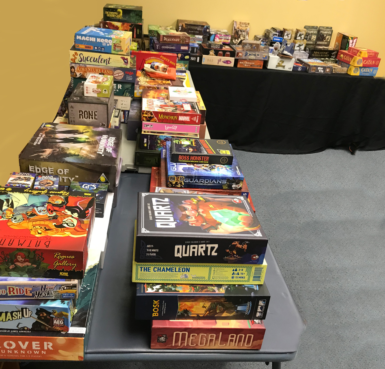 Games Up For Auction March 2021