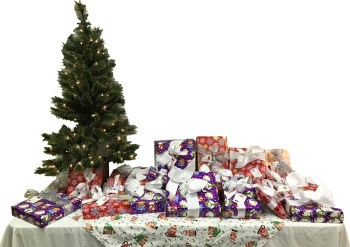 Gift Wrapped Mystery Games