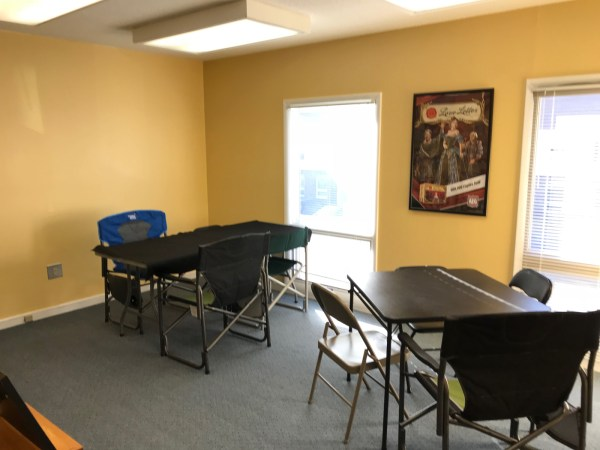 Gate Room – Ready for Players. Free In-Store Gaming