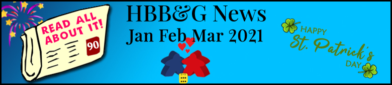 Issue 90 January February March 2021 HBB&G News