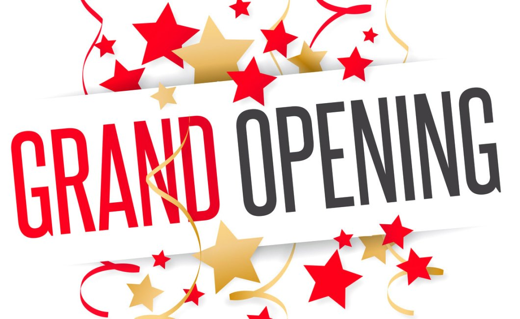 Grand Reopening of Here Be Books & Games, Saturday, December 2, 2017 11am to ?