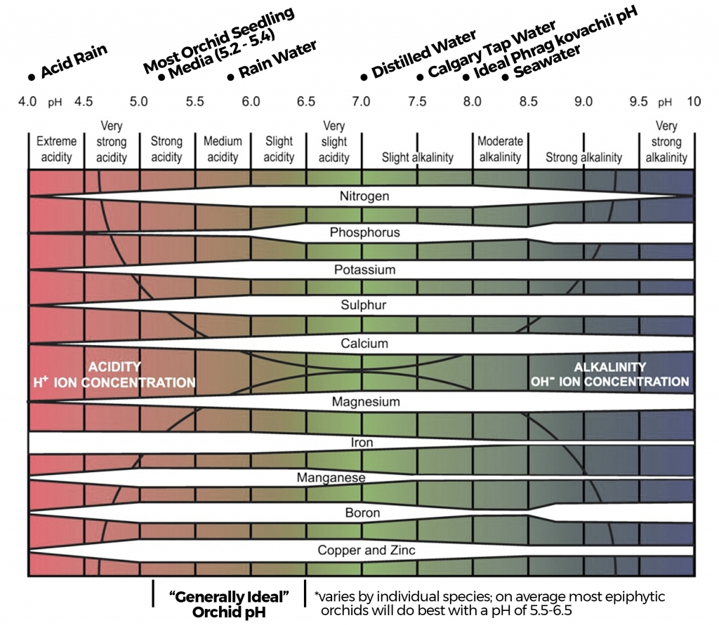 Best Orchid Ph Chart Nutrient Availability Ideal Here