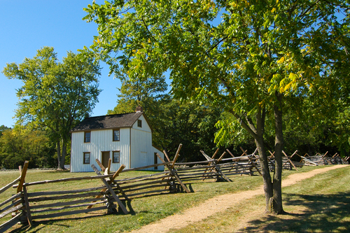 Gettysburg National Military Park by Jeffrey M. Frank/Shutterstock