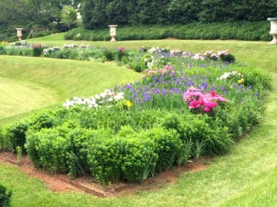 Montpelier garden; herebydesign.net