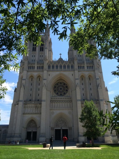 Washington National Cathedral/Photo: herebydesign/net