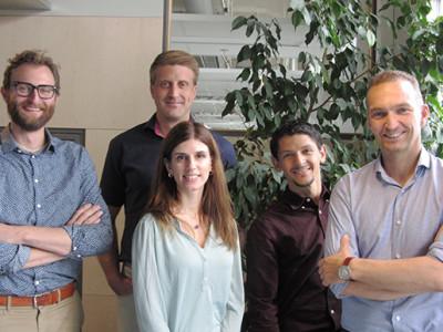 Research team at lopsing univesity