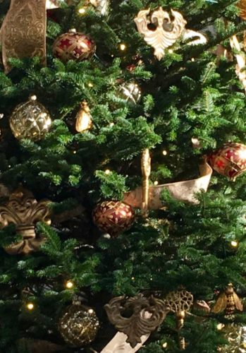 Longwood Gardens' 10 Best Christmas Trees of 2017 - Here By Design