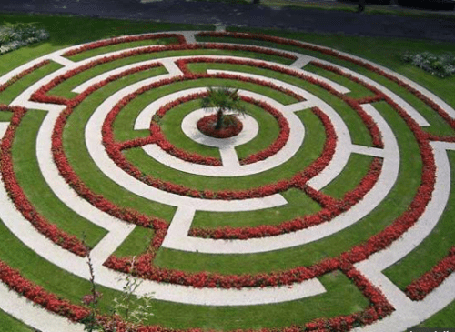 Finding Your Center on the Labyrinth Path